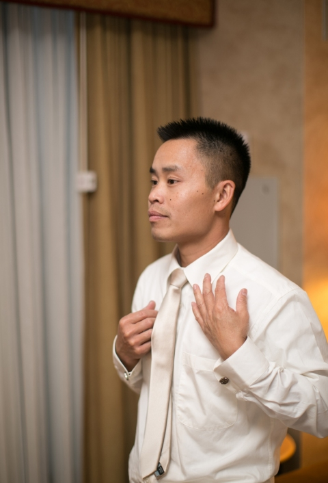 Trini & Phong Wedding -  0650