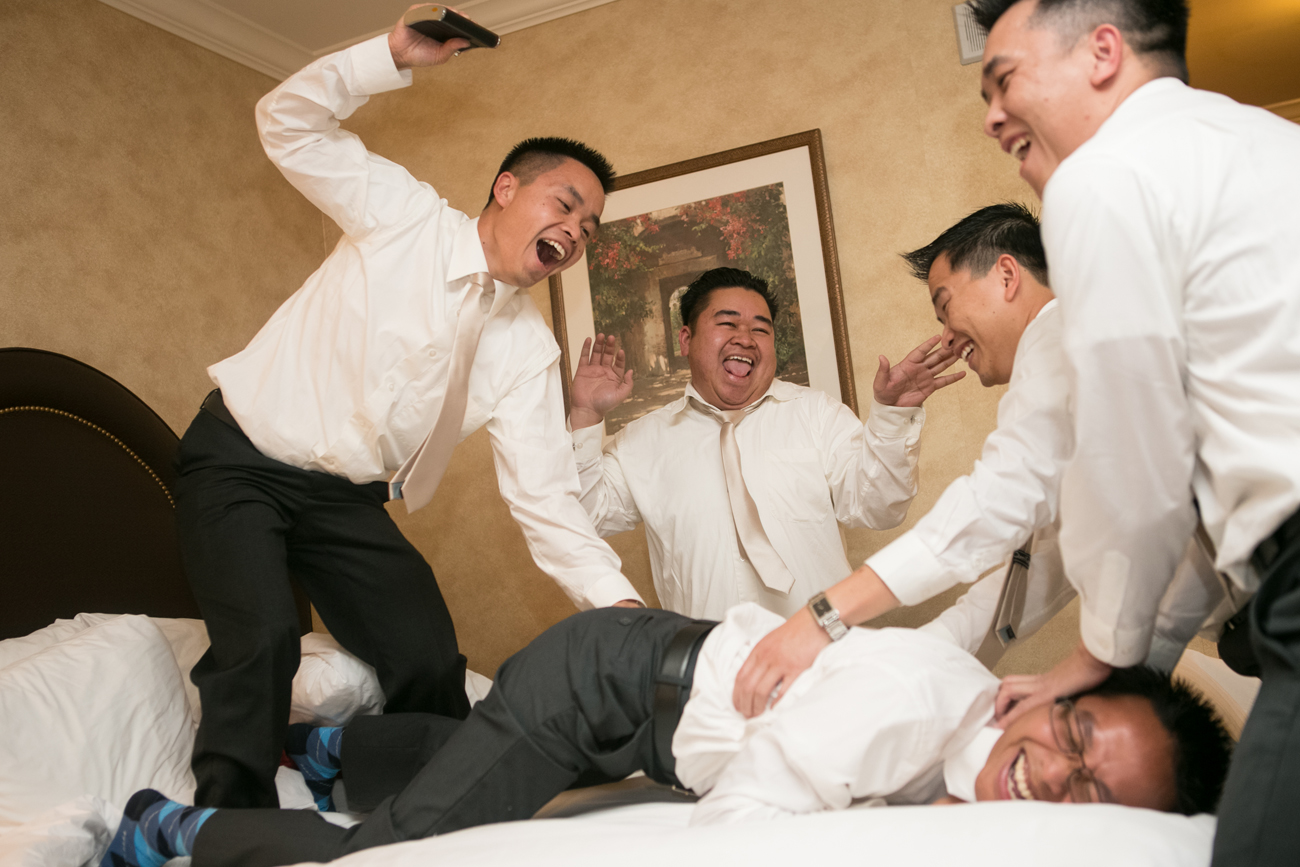 Trini & Phong Wedding -  0655