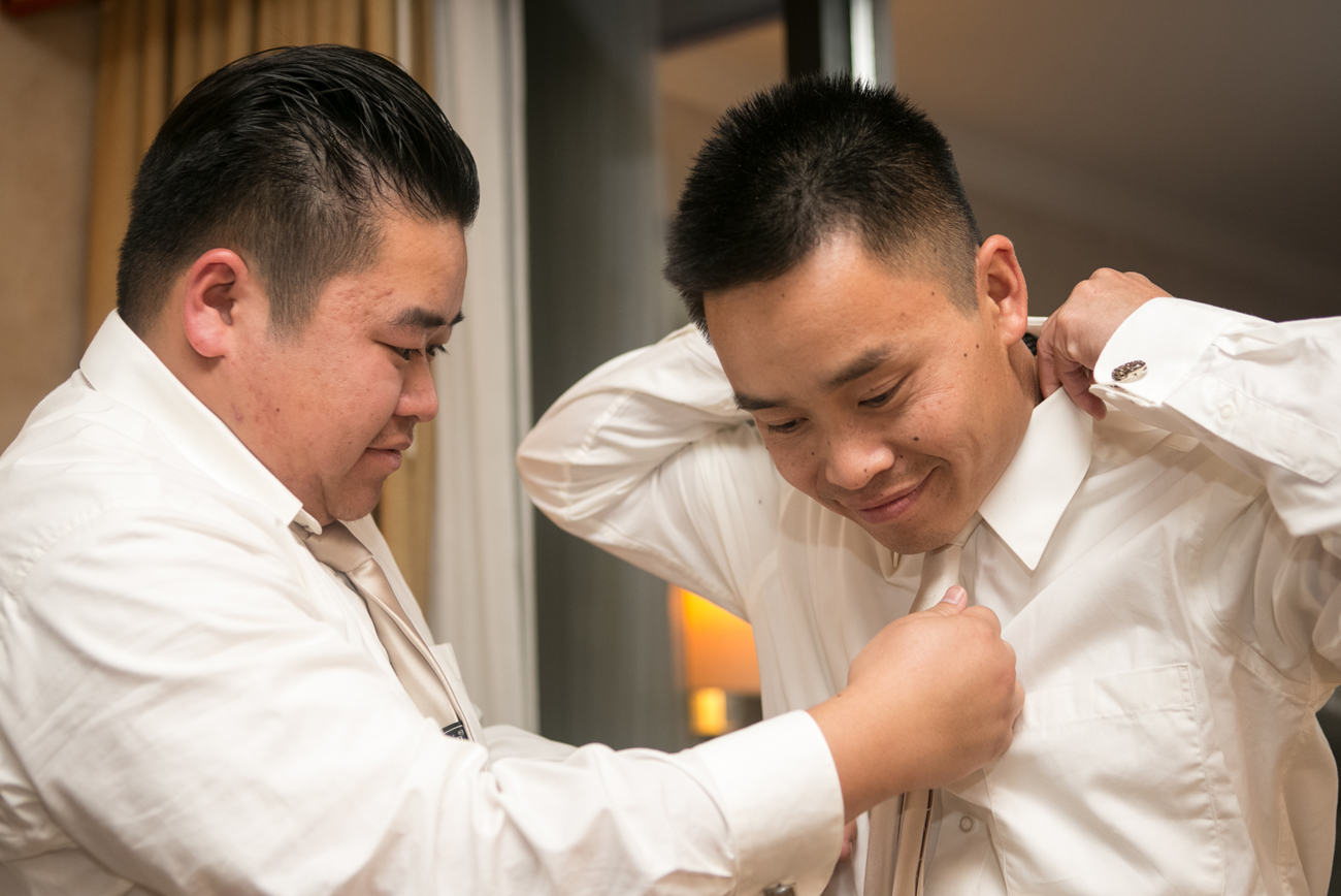 Trini & Phong Wedding -  0658