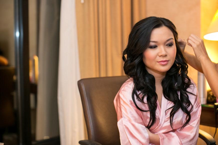 Trini & Phong Wedding -  0669