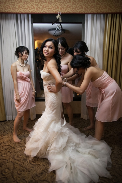 Trini & Phong Wedding -  0675