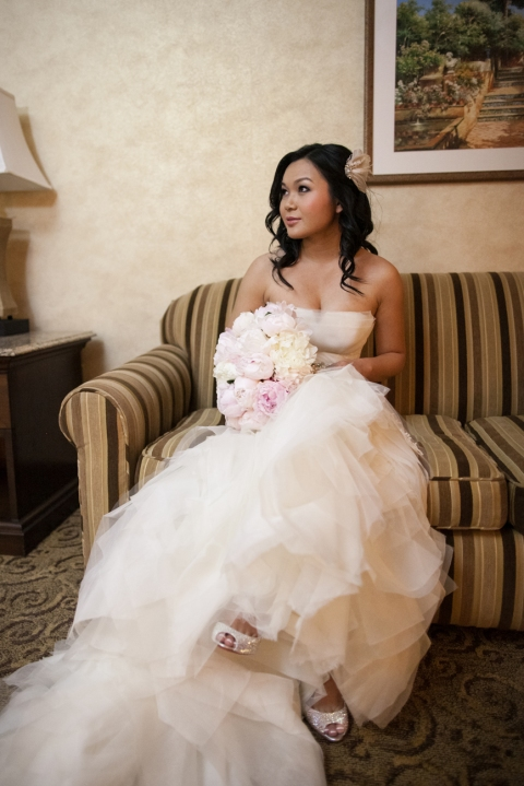 Trini & Phong Wedding -  0684
