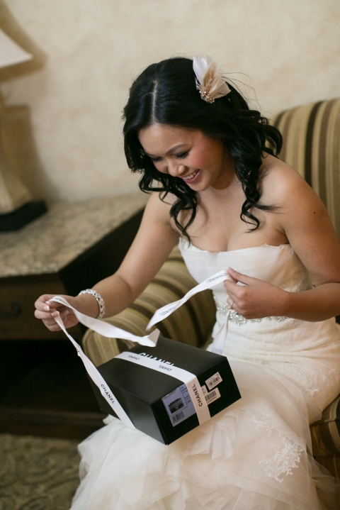 Trini & Phong Wedding -  0691