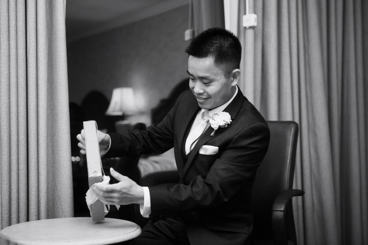 Trini & Phong Wedding -  0694
