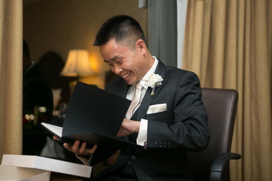 Trini & Phong Wedding -  0698