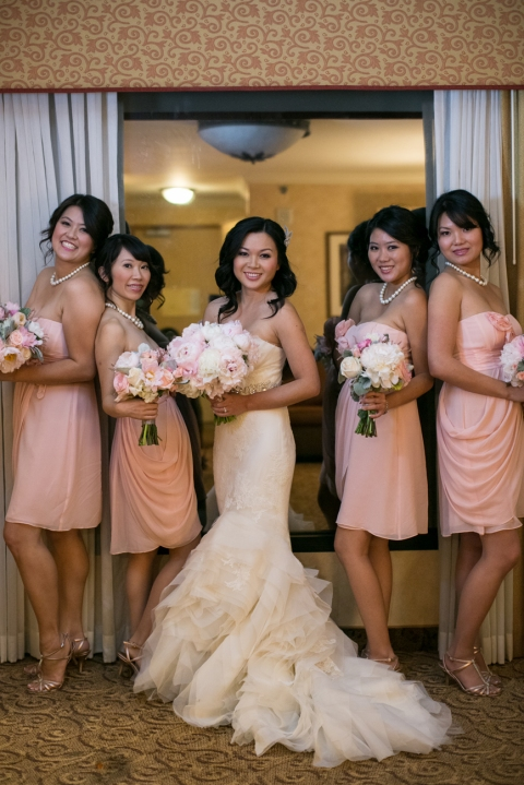 Trini & Phong Wedding -  0705