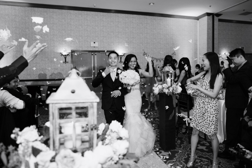 Trini & Phong Wedding -  0725