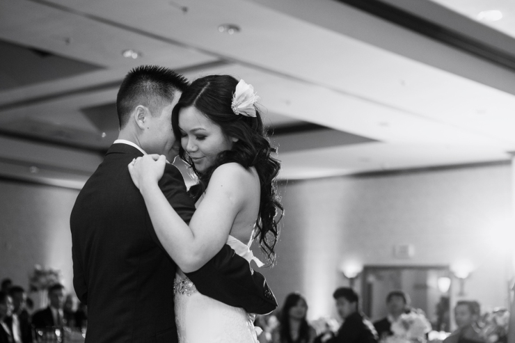 Trini & Phong Wedding -  0738