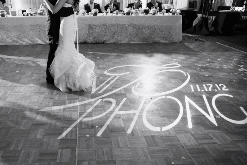 Trini & Phong Wedding -  0743