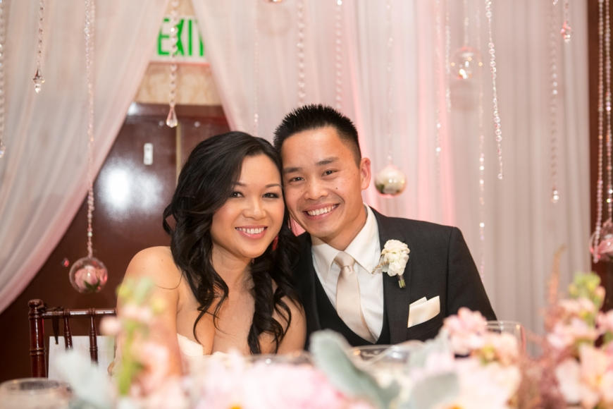 Trini & Phong Wedding -  0758