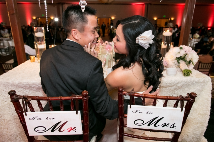 Trini & Phong Wedding -  0764
