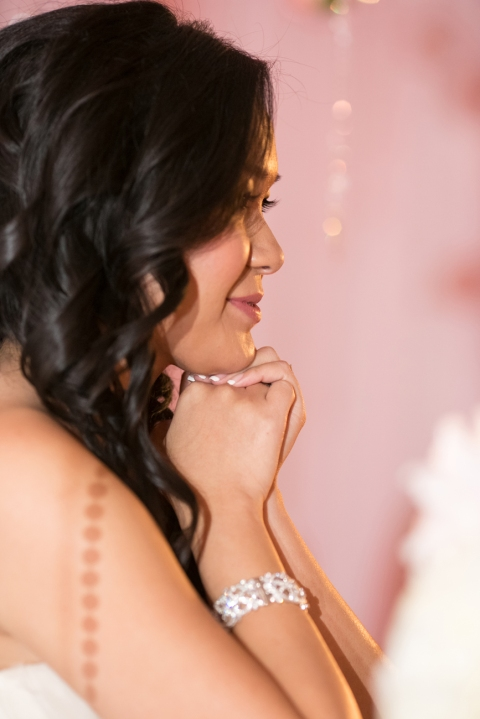 Trini & Phong Wedding -  0781