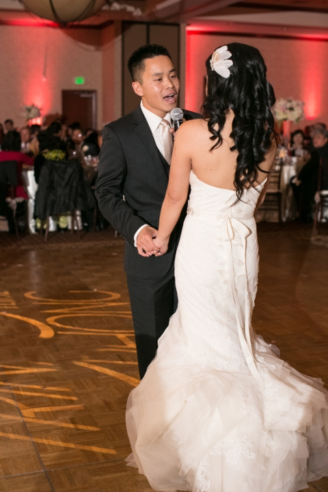 Trini & Phong Wedding -  0786