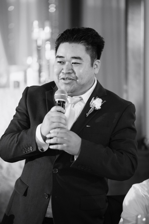 Trini & Phong Wedding -  0820