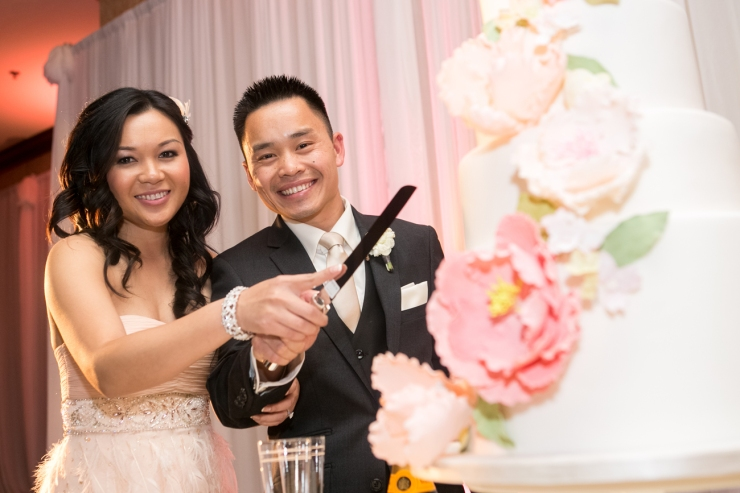 Trini & Phong Wedding -  0877