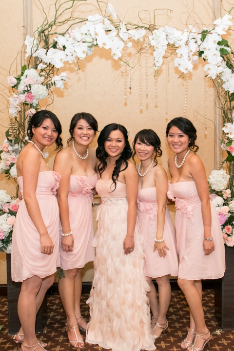 Trini & Phong Wedding -  0894
