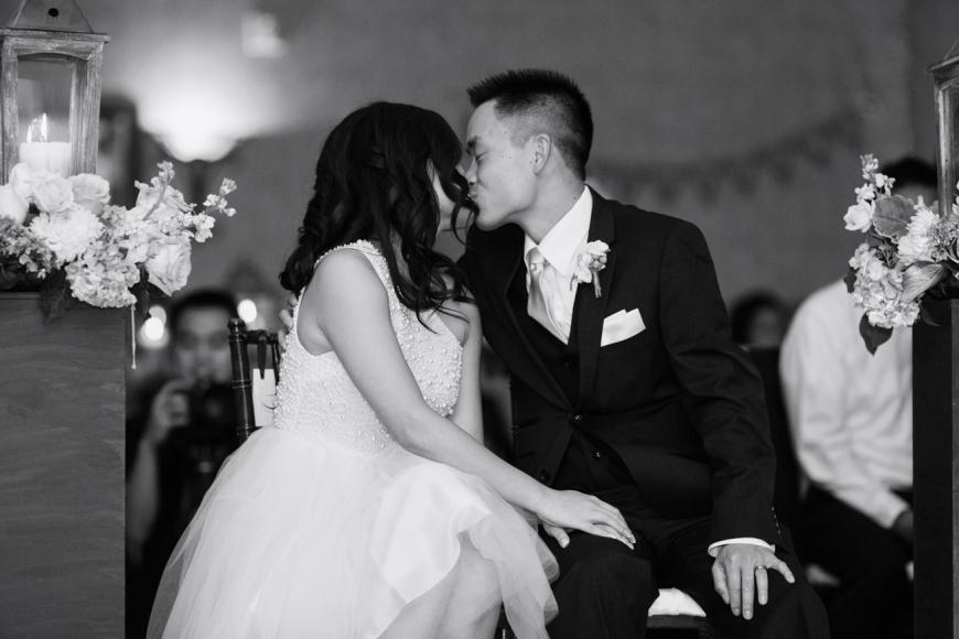 Trini & Phong Wedding -  0897