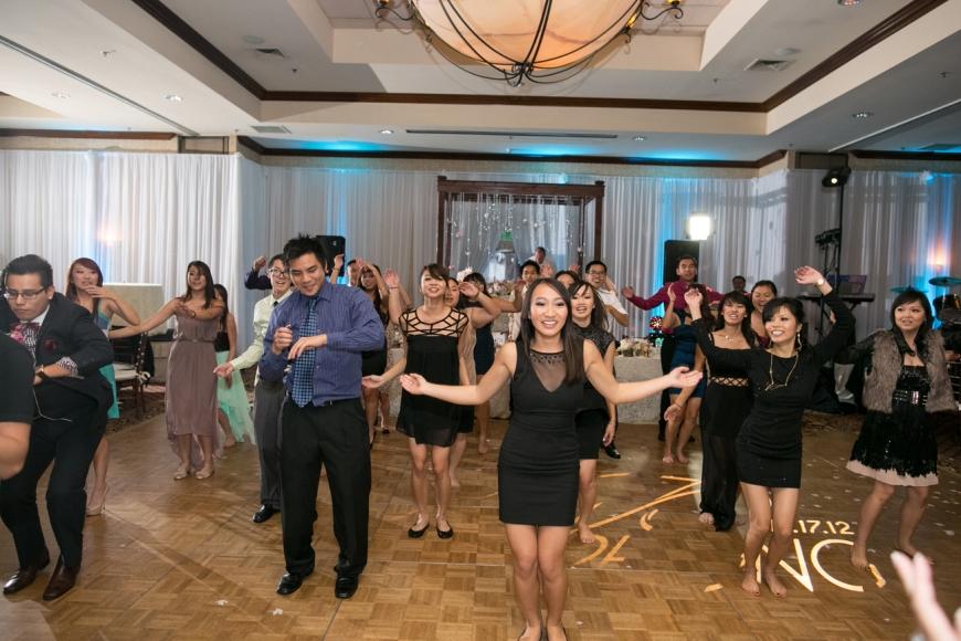 Trini & Phong Wedding -  0919