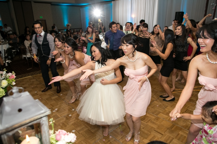 Trini & Phong Wedding -  0928