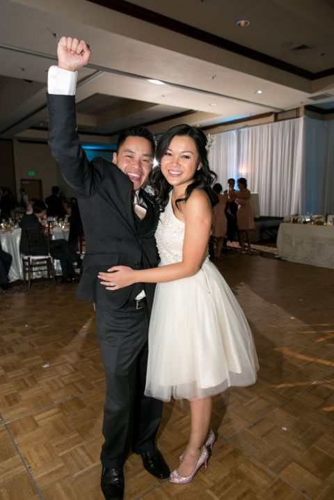 Trini & Phong Wedding -  0932