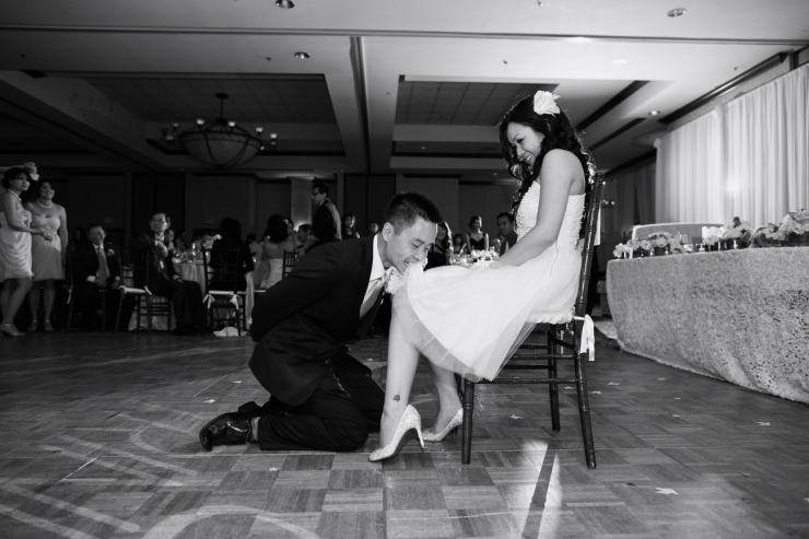 Trini & Phong Wedding -  0939