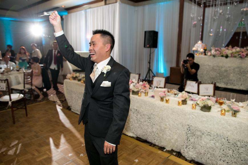 Trini & Phong Wedding -  0943