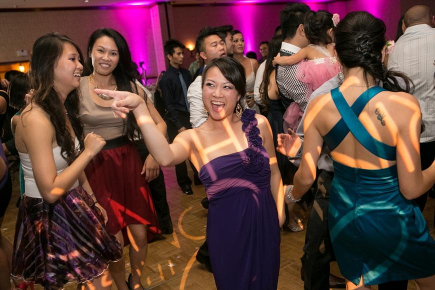 Trini & Phong Wedding -  0967