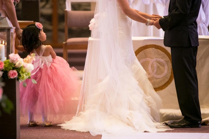 Trini & Phong Wedding -  1105