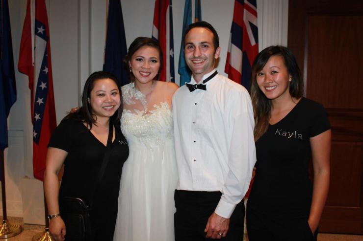 IMG_6684 - Kayla, Winnie, Julie and Tania